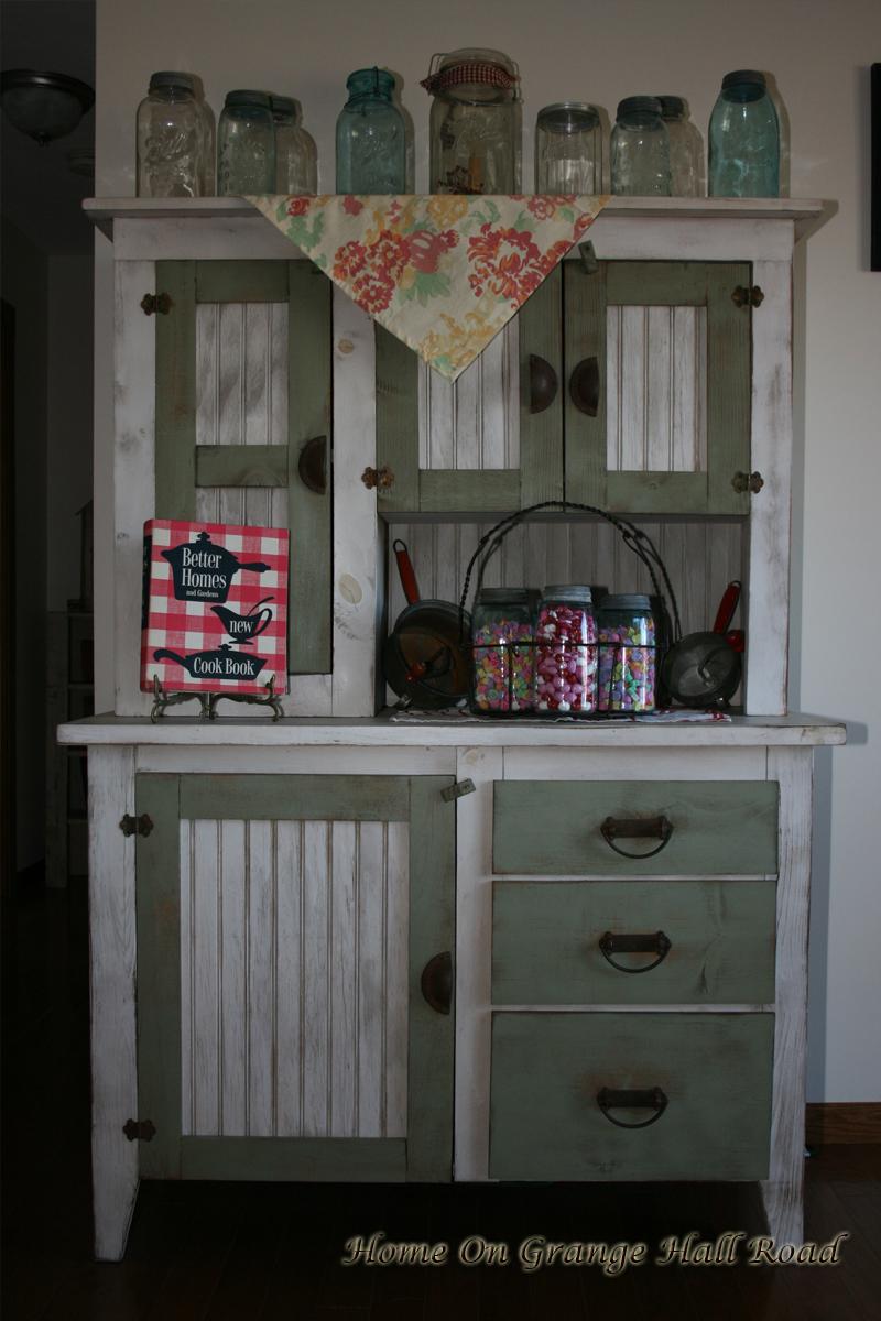Hoosier Cabinet Home On Grange Hall Road