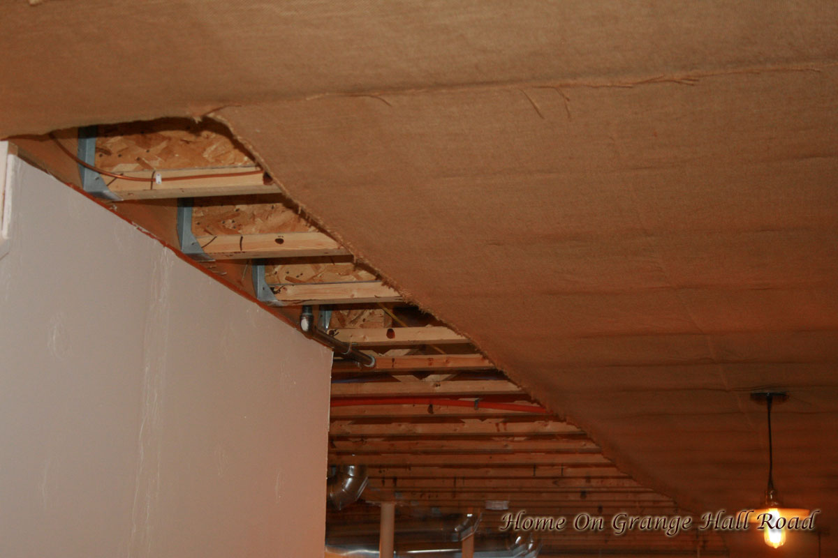 Basement Remodel Home On Grange Hall Road